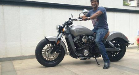 Puneeth Rajkumar Indian Scout (2)