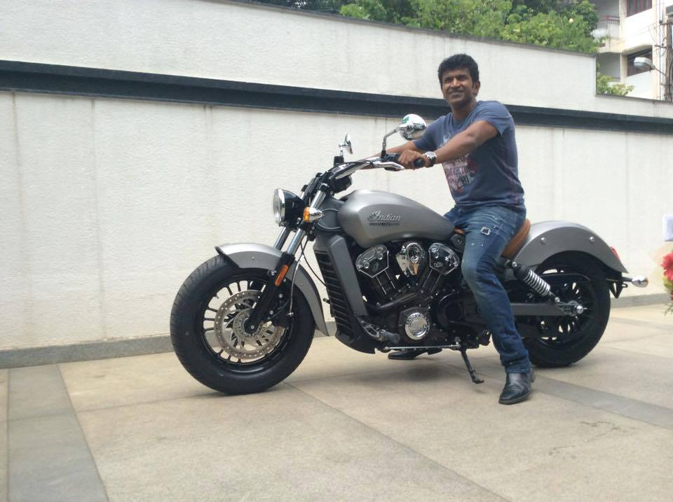 Kannada Superstar Puneeth Rajkumar Gets Himself An Indian