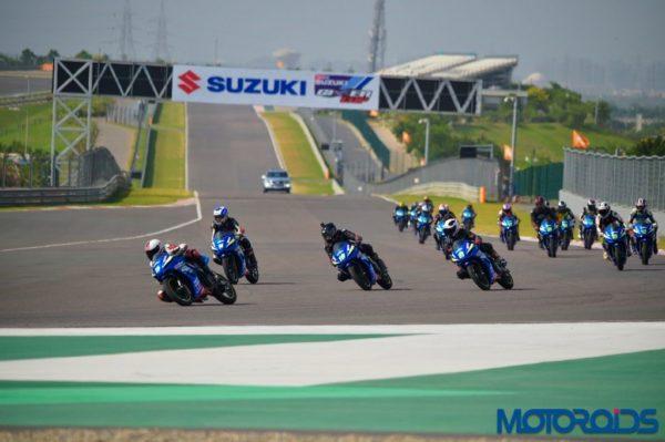 Suzuki Gixxer Cup – Round 5 – BIC (3)