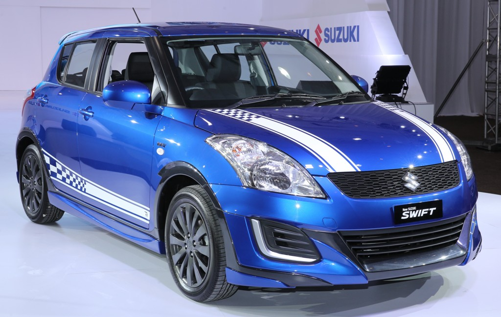 Suzuki Swift RR2 Limited Edition launched in Malaysia | Motoroids
