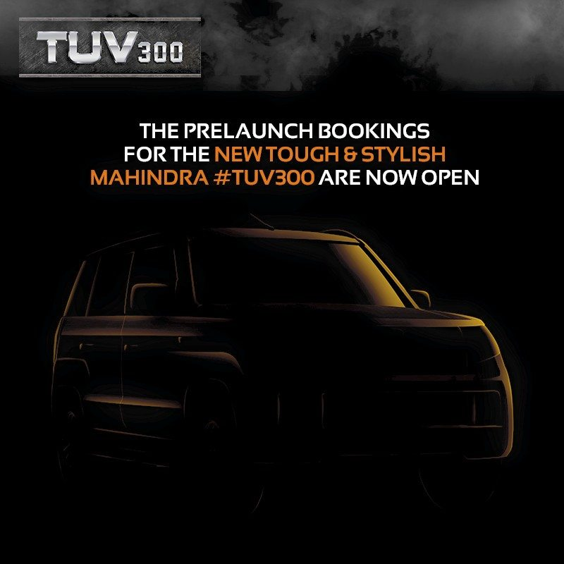 TUV300 Bookings