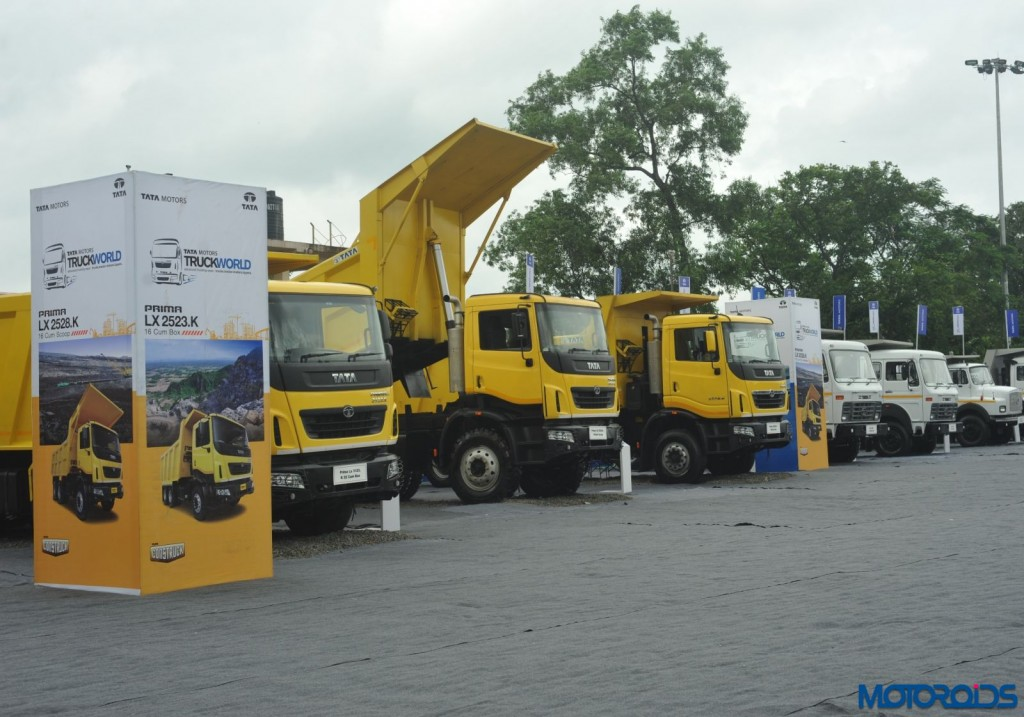 Tata Motors Truck World Advanced Trucking Expo (2)
