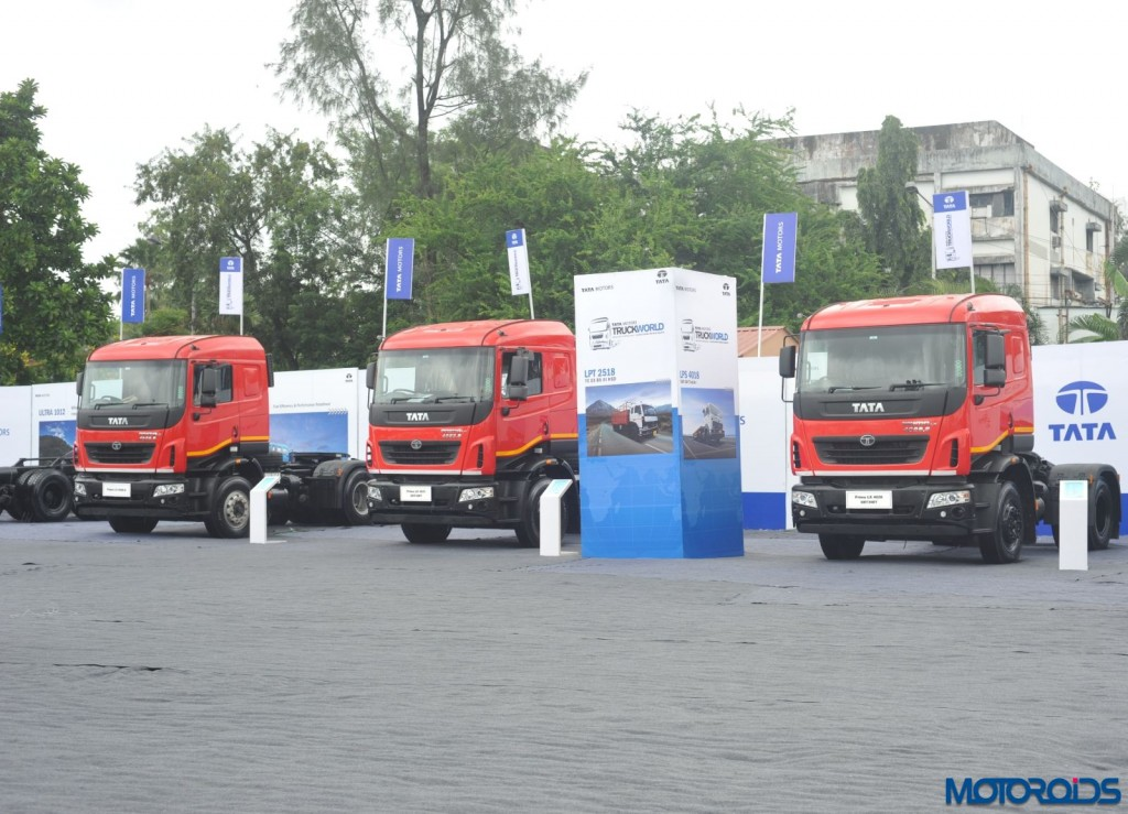 Tata Motors Truck World Advanced Trucking Expo (3)