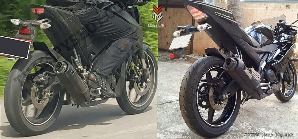 Mt 15 Photo: Spied And Rendered : The Yamaha MT-15 Could Be A R15 Based