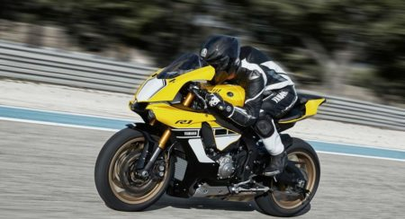 Limited Edition Yamaha R1 Speed Block pays tribute to Yamaha Racing bikes