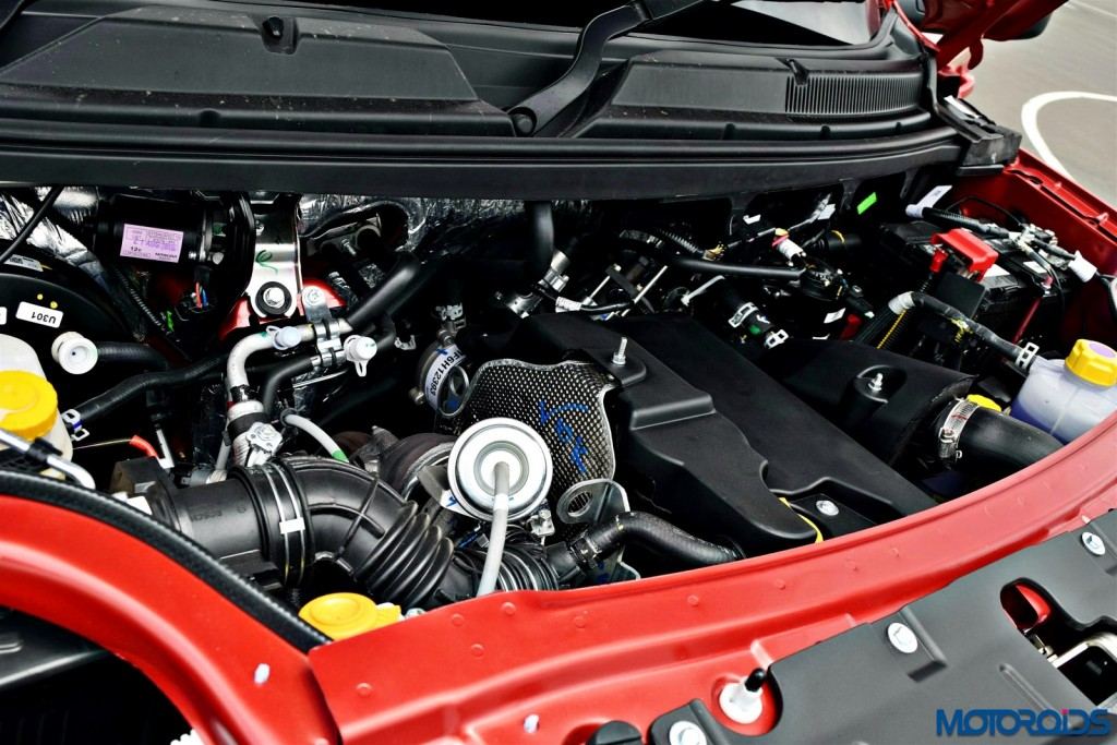 mahindra TUV 300 engine