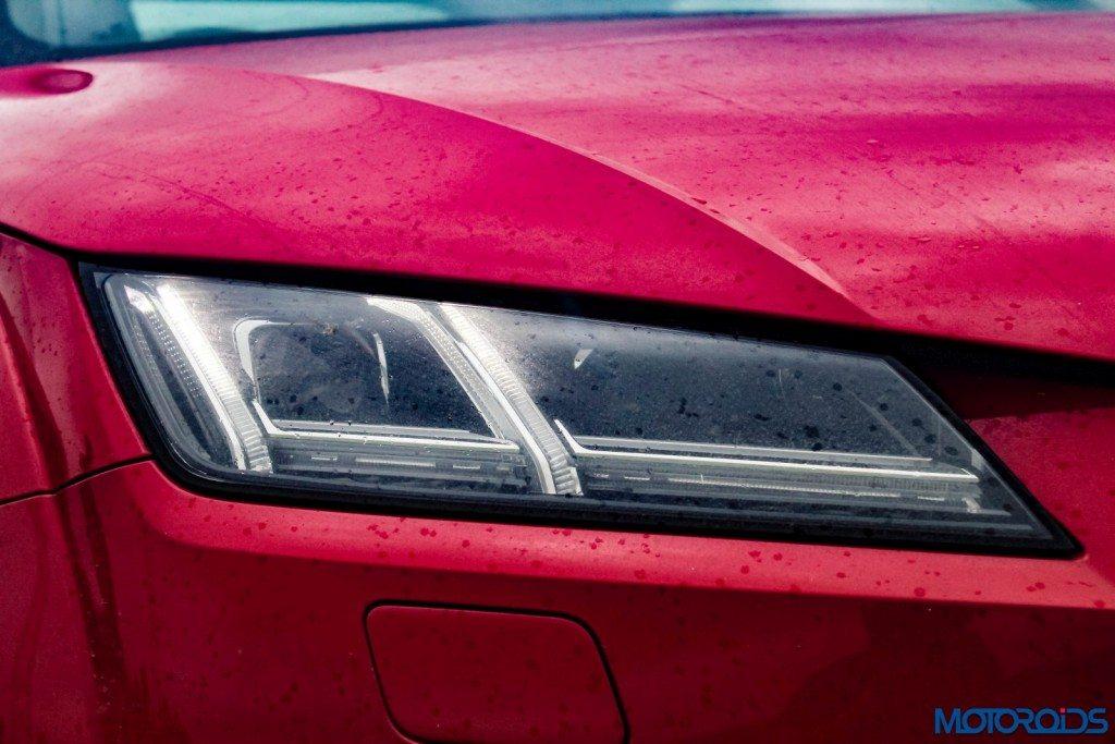 new 2015 Audi TT grille (1)