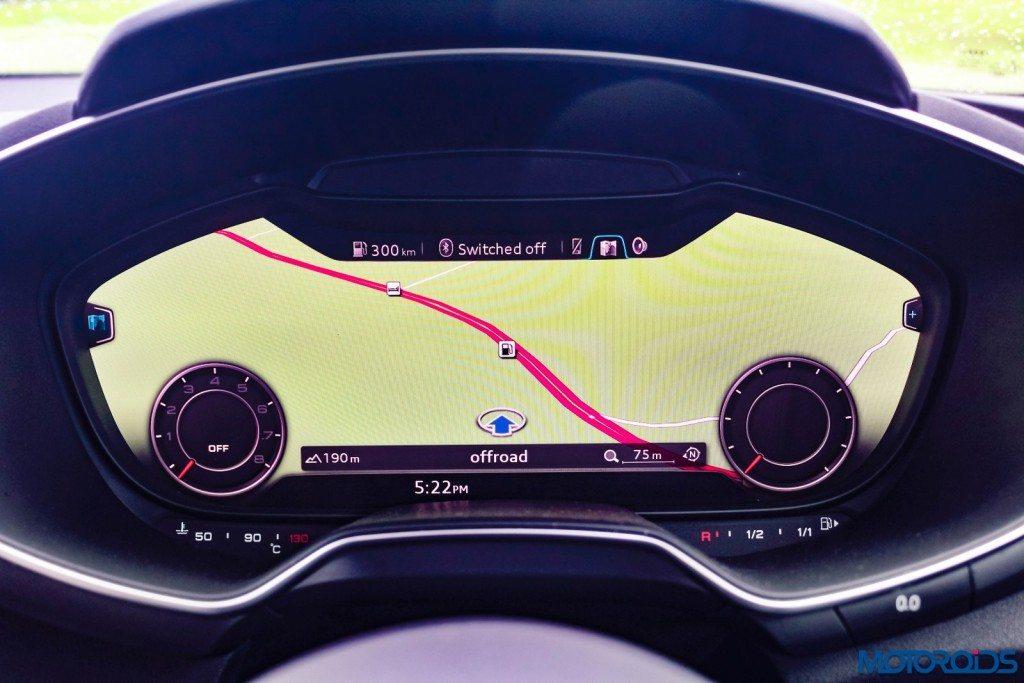 new 2015 Audi TT interior (3)