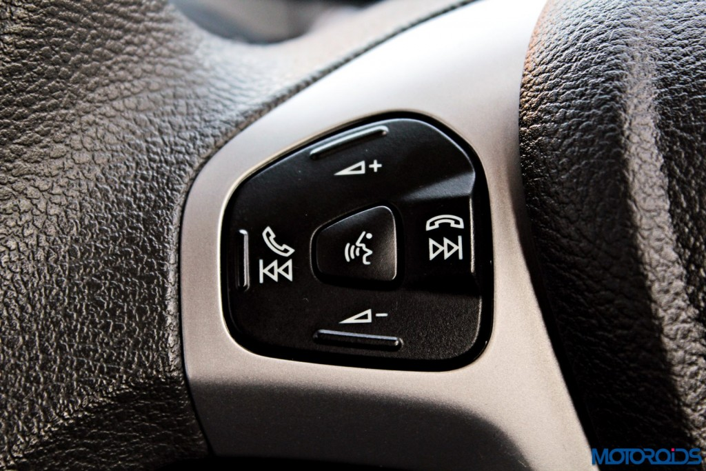 new 2015 Ford Figo SYNC voice command