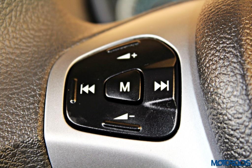 new 2015 Ford Figo autmatic steering controls