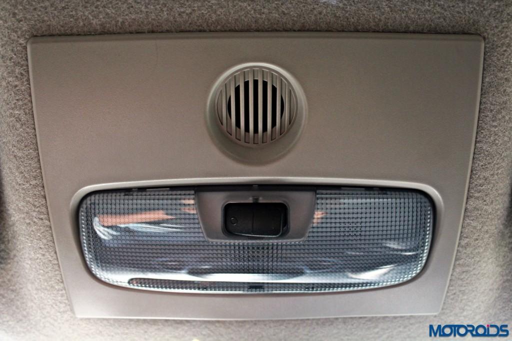 new 2015 Ford Figo cabin lights