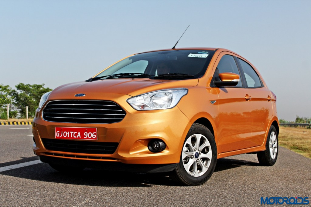 new 2015 Ford Figo front (1)