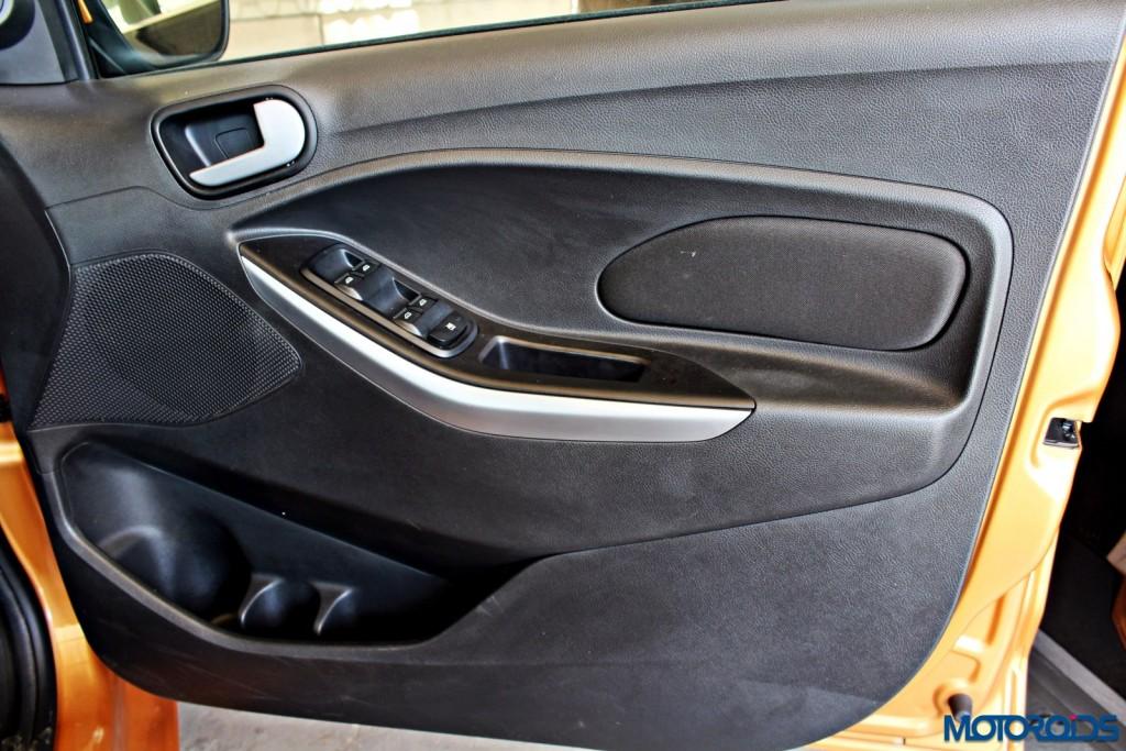 new 2015 Ford Figo front door panel