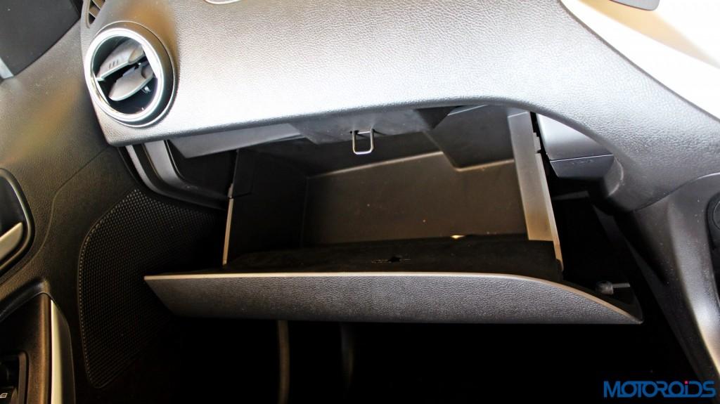 new 2015 Ford Figo glovebox