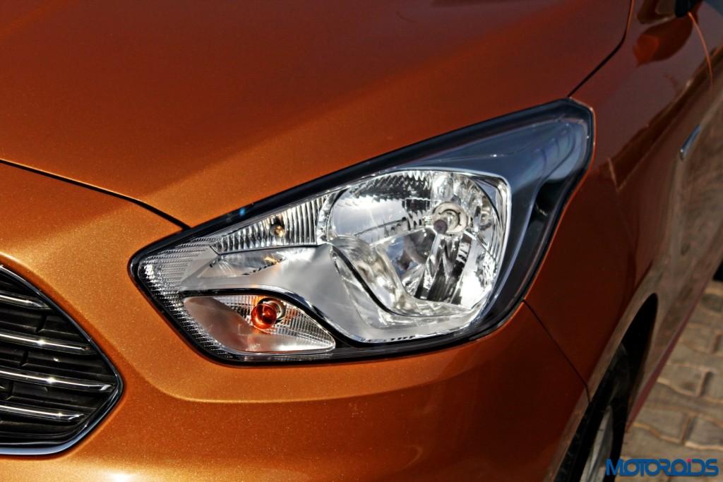 new 2015 Ford Figo headlamp