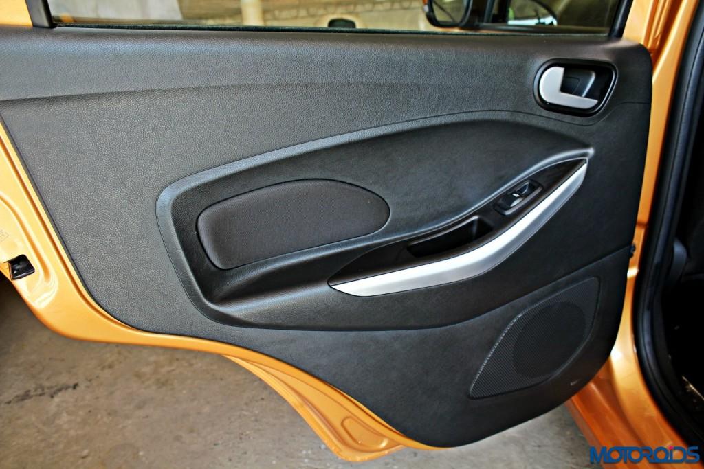 new 2015 Ford Figo rear door panel