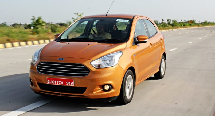 Prices Of The Ford Figo And Aspire Reduced By INR 50000