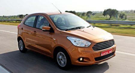 Ford Figo and Figo Aspire now equipped with ABS and EBD on Trend variant
