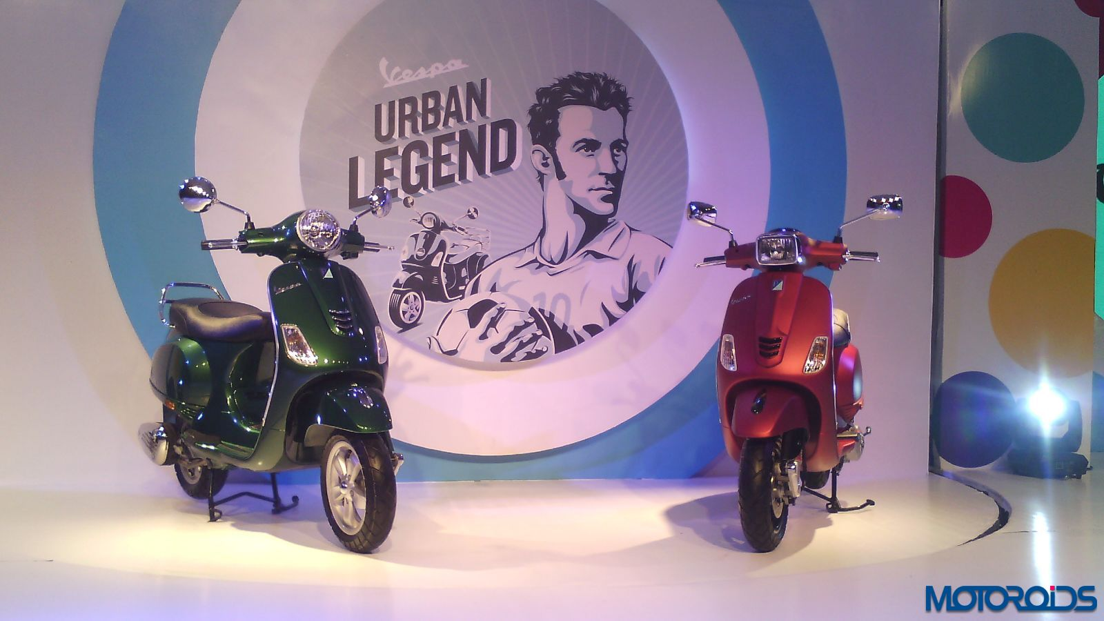 Piaggio launches its new range of SXL and VXL Vespa scooters