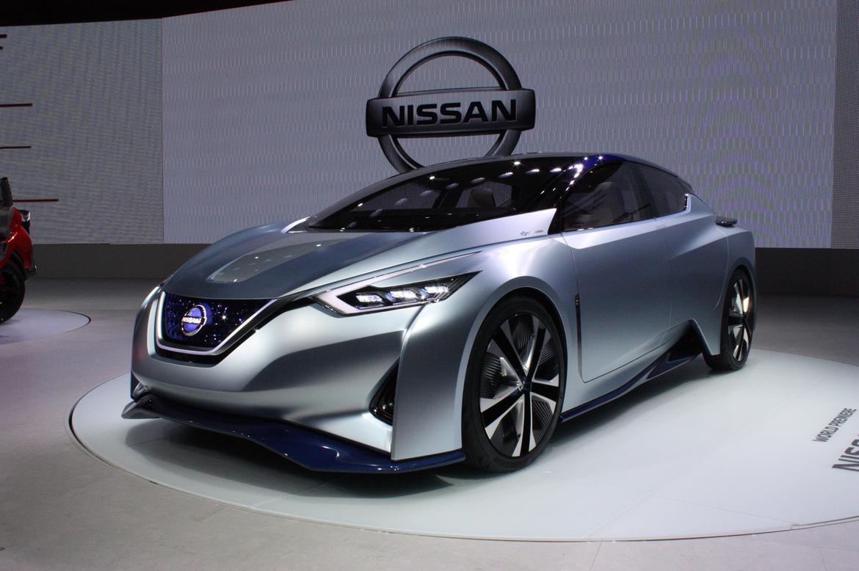 Tokyo Motor Show Nissan Ids Concept Showcased Motoroids