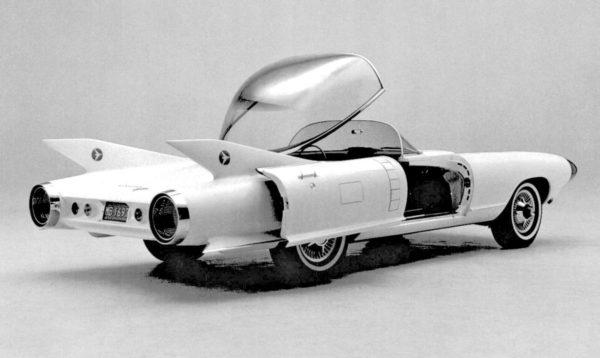 1959 Cadillac Cyclone. W59HV_CA005