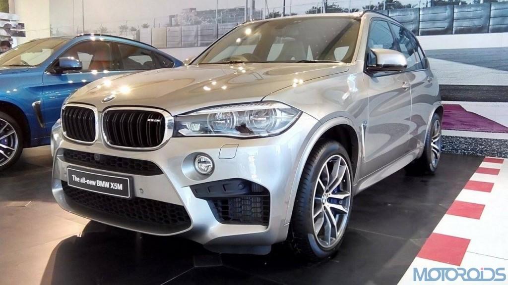 2015 BMW X5 M (2)