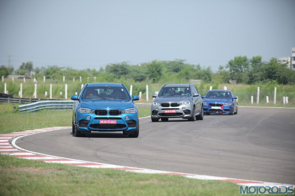 2015 BMW X5 M and X6 M (2)