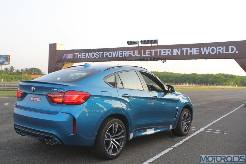 2015 BMW X6 M (1)