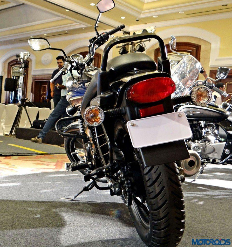 2015 Bajaj Avenger 150 Street - Rear - Tail Light (2)