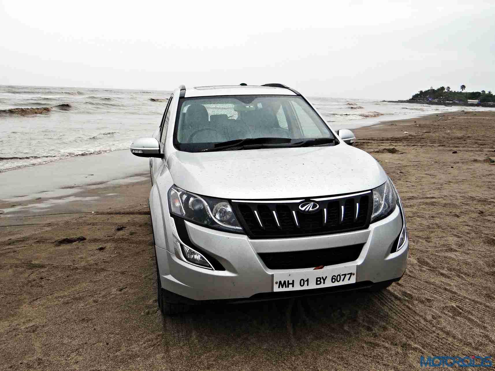 2015 Mahindra XUV500 (12)