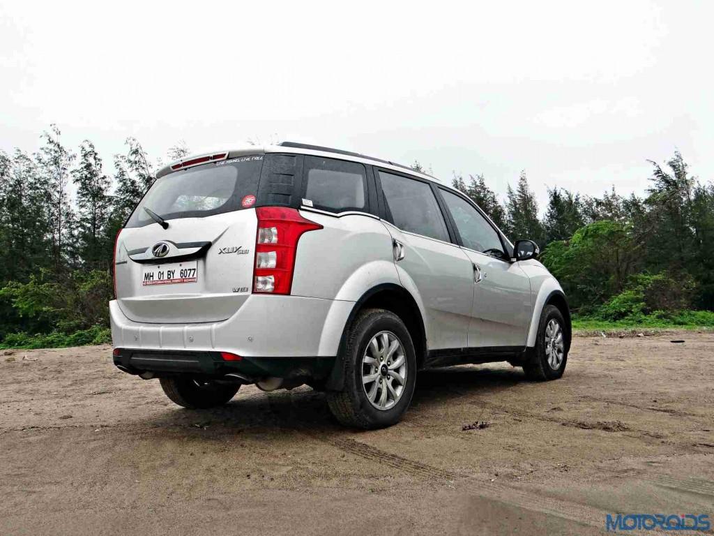 2015 Mahindra XUV500 (15)