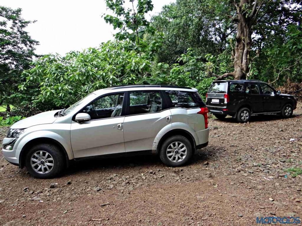 2015 Mahindra XUV500 vs 2015 Tata Safari (2)