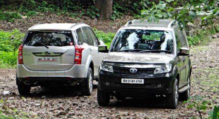 2015 Mahindra XUV500 vs 2015 Tata Safari (6)