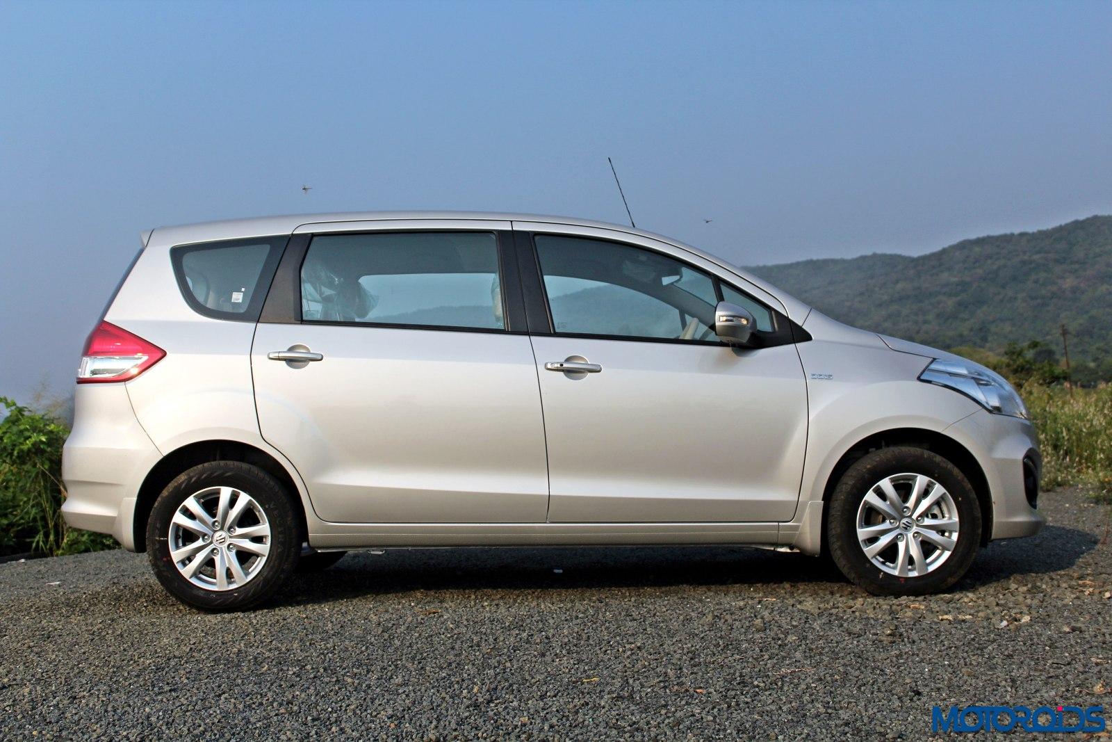 New 2015 Maruti Suzuki Ertiga Facelift ZDi+ Review: In the ...