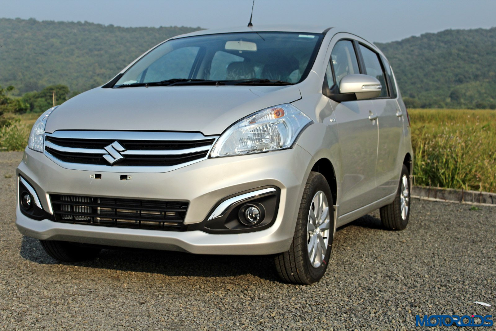 New 2015 Maruti Suzuki Ertiga Facelift ZDi+ Review: In the ...