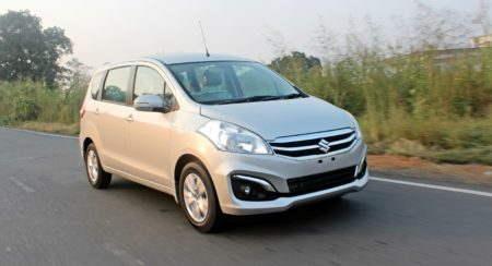 Say Goodbye to the Current Generation Maruti Suzuki Ertiga