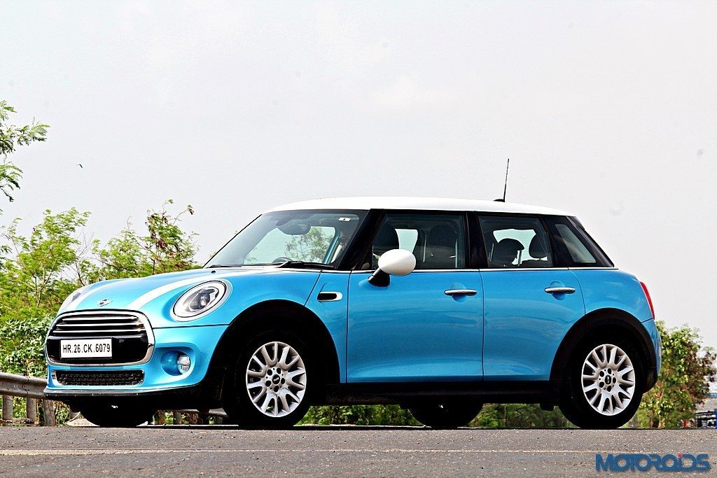 2015 Mini Cooper D 5-door (3)