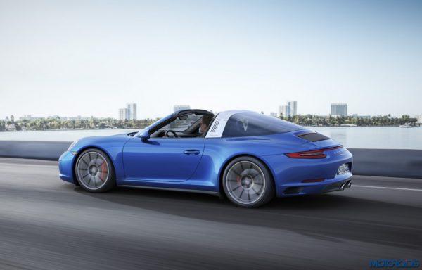 2015 Porsche 911 Targa (3)