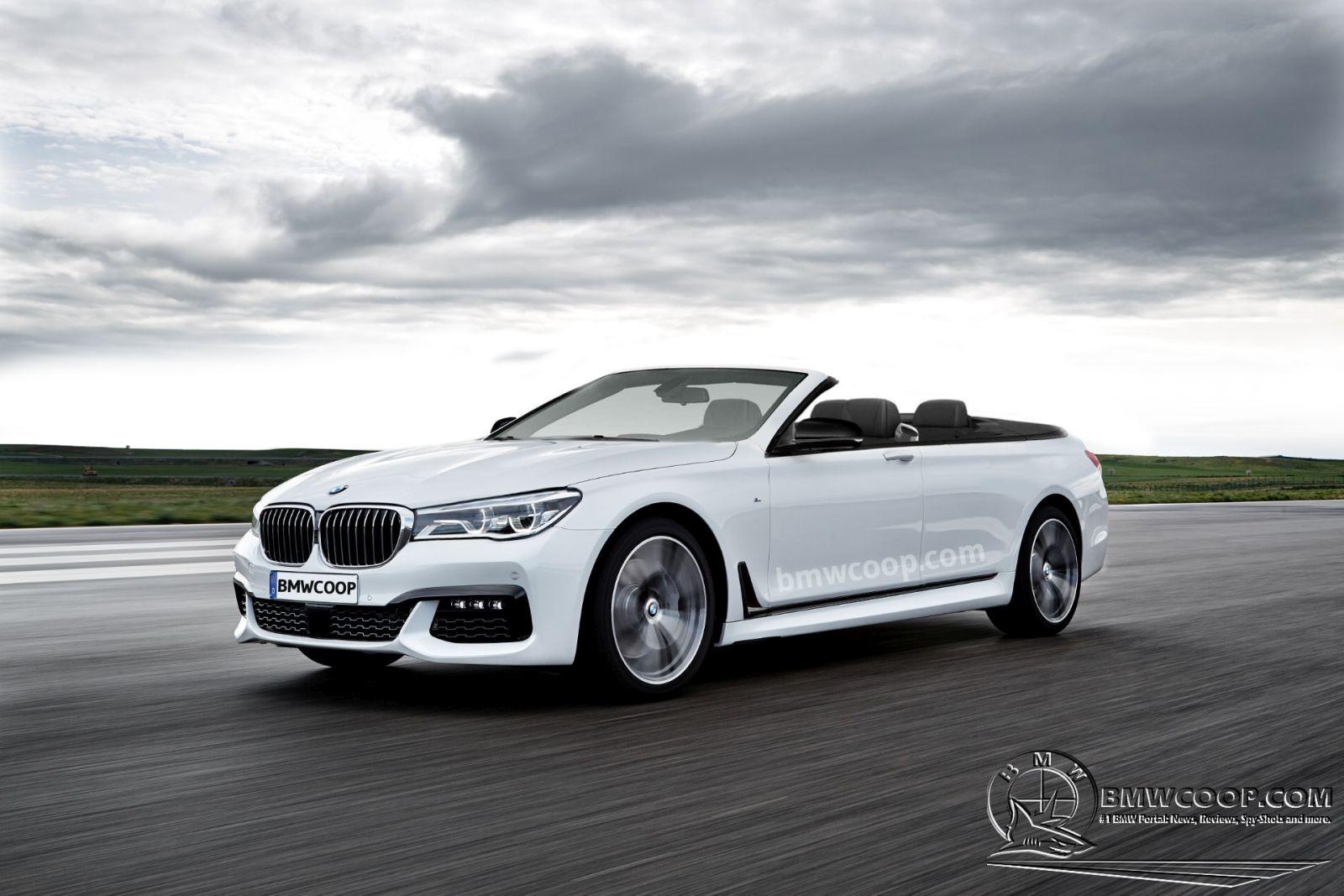 2015 Bmw 750Li >> Ultra-luxurious BMW 7-series re-imagined as convertible ...