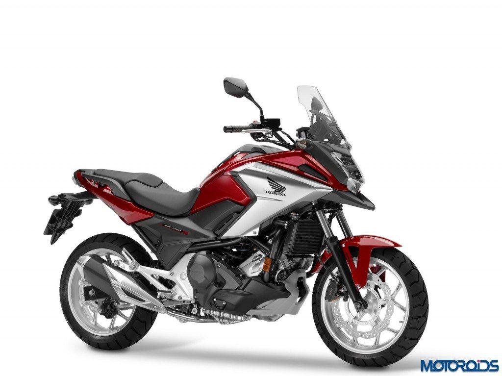 2016 Honda NC750X Adventure Tokyo Motor Show