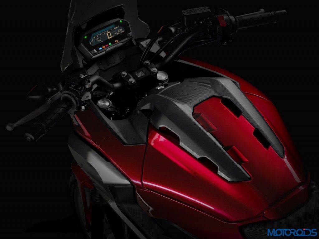 2016 Honda NC750X Adventure Tokyo Motor Show (2)