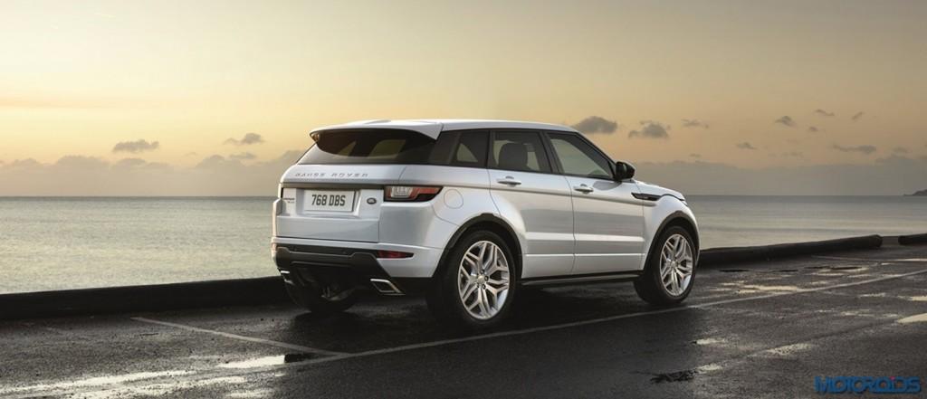 2016 Range Rover Evoque_Rear