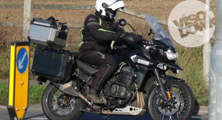 2016 Triumph Tiger Explorer XC