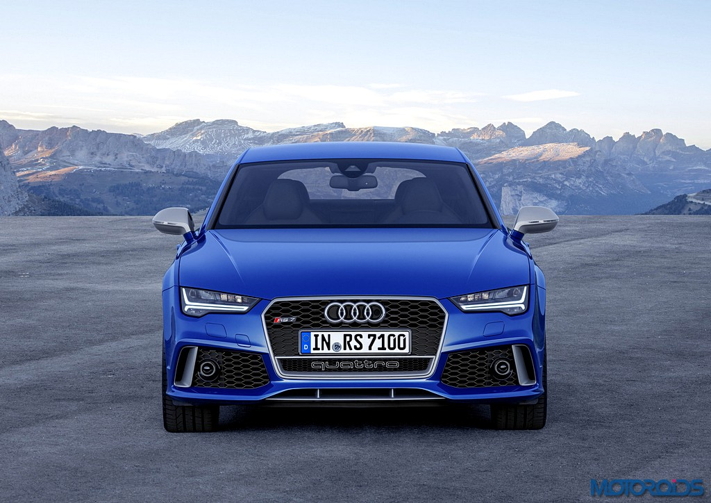 audi rs6 performance and rs7 performance editions with 605 bhp revealed motoroids. Black Bedroom Furniture Sets. Home Design Ideas