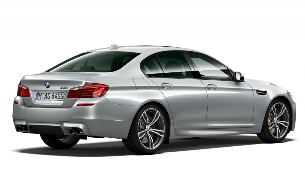 BMW M5 Pure Metal Edition (1)