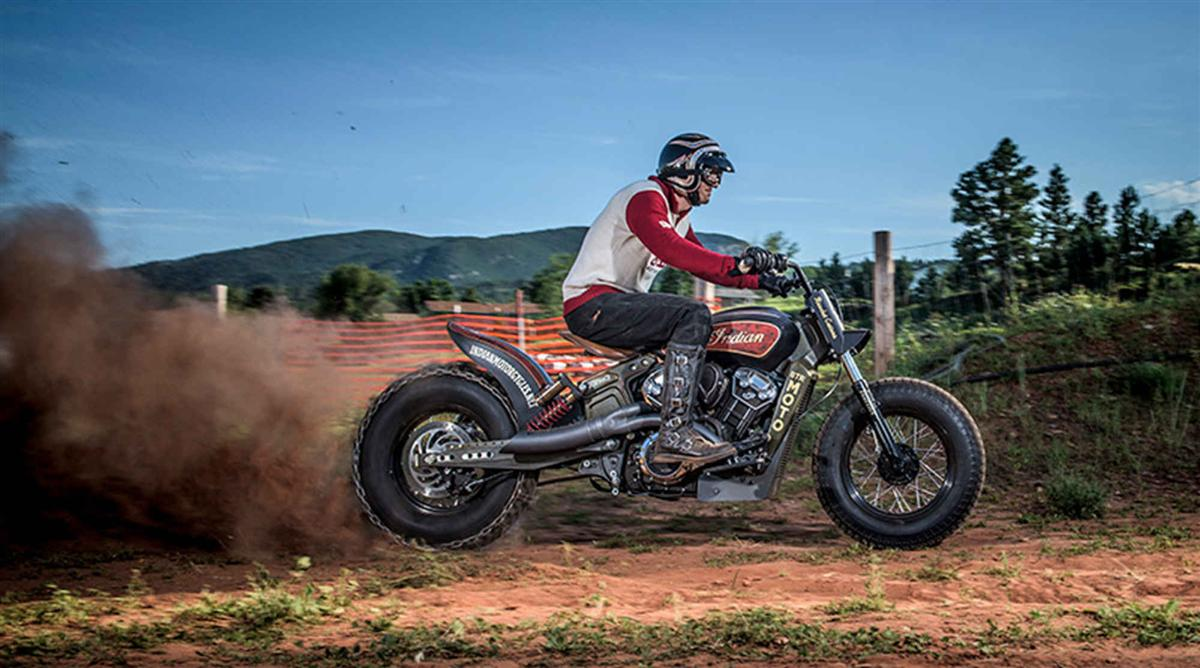 Black Hills Beast- Custom Indian Scout (6)