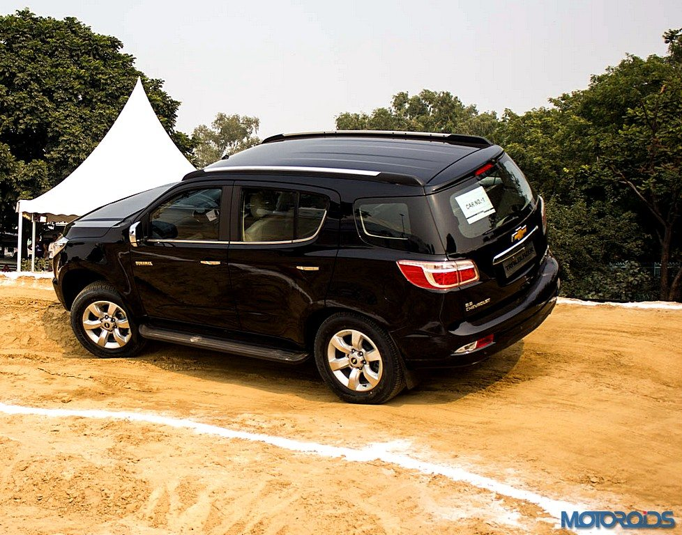 Chevrolet Trailblazer (5)