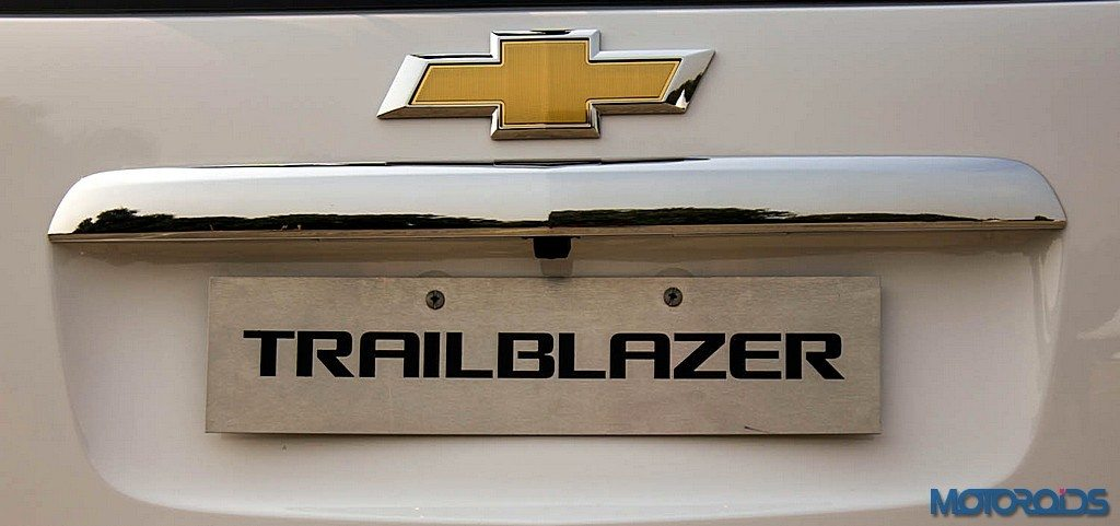 Chevrolet Trailblazer (8)