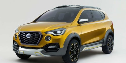 Datsun Go Cross concept 1 500x250 Four reasons why the upcoming Datsun Go Cross could spell doom for the Mahindra KUV100