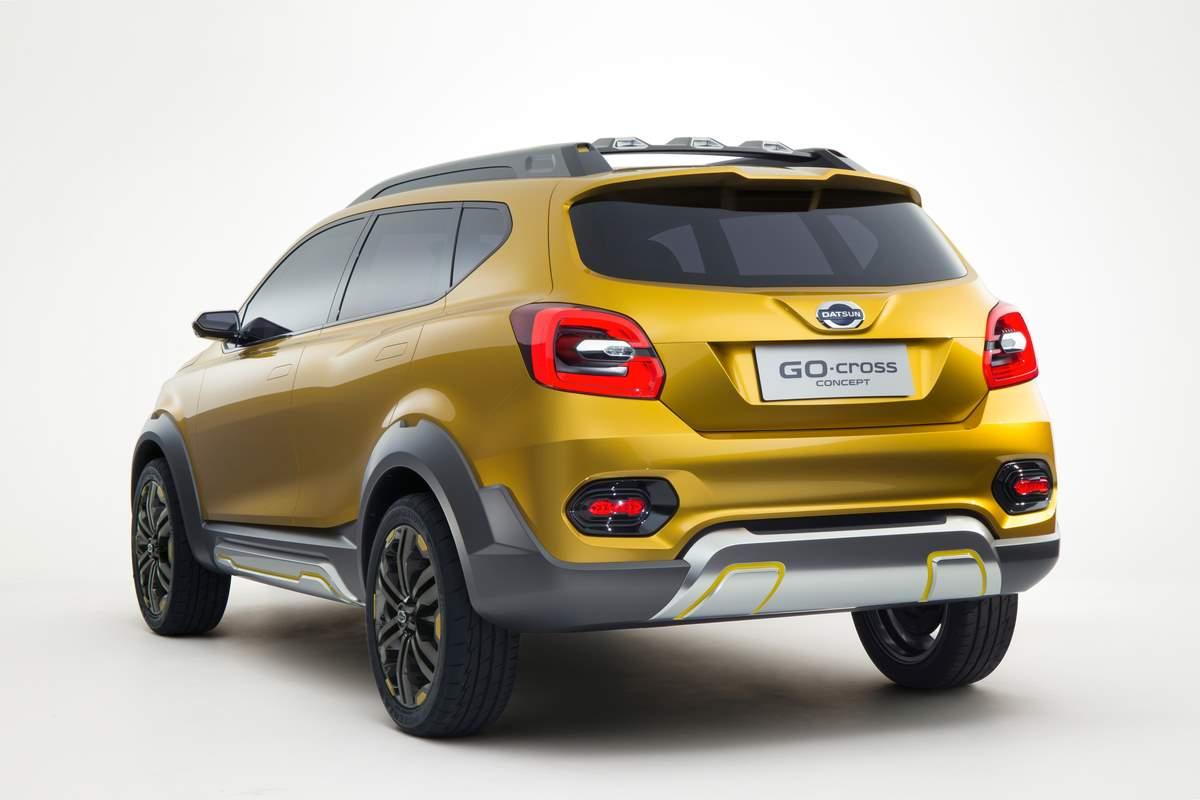 Datsun Go Cross unveiled: A genuine scare for the Ecosport ...